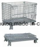 Recipiente do engranzamento de fio de aço do armazenamento (1100*1000*890)
