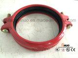 "FM/UL/Ce 300 libras por polegada quadrada de ferro Ductile Coupling-10 Grooved """