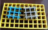Grata della vetroresina, griglia di FRP, griglia della vetroresina
