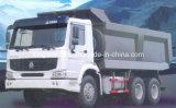 Tipo de conducción de la marca de fábrica 6X4 de Sinotruk carro de vaciado