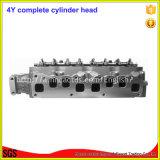 De Motoronderdelen voltooien 4y Cilinderkop 11101-73020 voor Toyota 491q