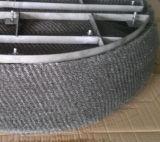 Engranzamento do gás do aço inoxidável e do filtro do líquido para o eliminador