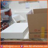 Scheda bianca di ceramica dell'isolamento termico per l'automobile refrattaria del forno e della fornace