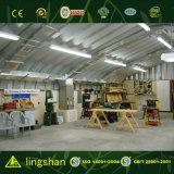 Edificio moderno prefabricado del taller/del almacén