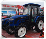 De Tractor van het landbouwbedrijf 70HP met Goedgekeurd Ce