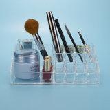 De acryl Kosmetische Organisator/het Plexiglas van de Make-up van het Perspex van de Lade Duidelijke maakt omhoog de Doos van de Opslag