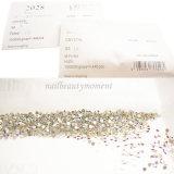 수정같은 못 예술 주옥 아름다움 모조 다이아몬드 1440 PCS/Bag (D63)