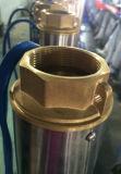 130qjd 고장력을%s 다중 임펠러를 가진 잠수할 수 있는 깊은 우물 펌프