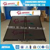 Гальванизированный стальной компактный солнечный коллектор плоской плиты - ISO. CE. SGS