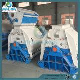 máquina de madeira de moedura do triturador da alimentação do moinho de martelo do milho 1-5t