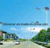 Outddor que enciende luces de calle integradas de 30W LED