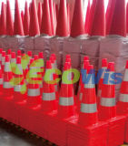 Orange Trim Line Traffic Cones (LZ-1003C)