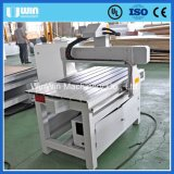 Petite commande numérique par ordinateur Ww6090 découpant la machine de gravure du bois avec l'axe rotatoire