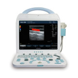 Portbale menschliches Farbe Dopplerultrasonic Diagnostikinstrument