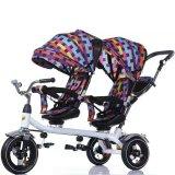 Großhandelsbaby paart Dreiradkind-Dreirad