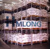 Galvanisierte Stahlspeicherung, die Pfosten-Ladeplatten-Zahnstange stapelt