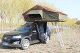 Im Freien nicht für den Straßenverkehr kampierendes Auto-Dach-Oberseite-Zelt knallen oben Zelt
