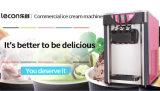 A melhor máquina de venda do gelado com o compressor importado de Tecumseh