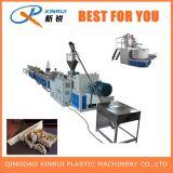 선 압출기 기계를 둘러싸는 Sjsz51/105 PVC WPC
