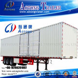3 Pesado-dever Semi Trailer do eixo 45t Van Type Box Transport (LAT9401XXY)