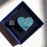 Horquilla de las muchachas de la dimensión de una variable del corazón de Brillant, No. 17004