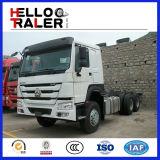중국 HOWO 트랙터 트럭 338HP 대형 트럭 트랙터