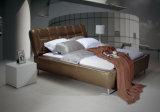 寝室の家具のためのSize Bedベストセラーの現代王