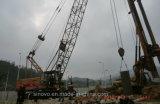 Grue de chenille de levage de levage hydraulique du matériel CQUY2600