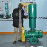 A bomba grande de transferência do fluxo enraíza o ventilador