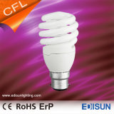 Lampade chiare a spirale piene a metà economizzarici d'energia del T2 9W 11W 15W 20W E27 CFL