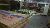 Полуавтоматное изготовление машины Stitiching коробки коробки