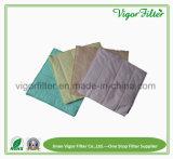 Filtro de bolso Pocket lavable de aire para los sistemas de ventilación del aire