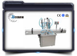 Máquina de rellenar líquida automática (YT2T-2G/1)