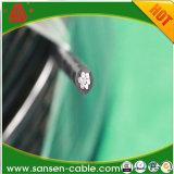 cabo 450/750V isolado PVC com núcleo de alumínio