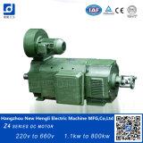 Nuevo motor de la C.C. del Ce Z4-132-3 18.5kw 1390rpm de Hengli