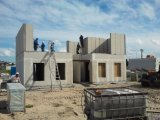 Casa pré-fabricada Plm-019 do baixo preço