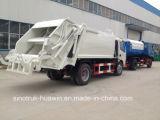 De Vuilnisauto 16m^3 Compressed van Sinotruk HOWO