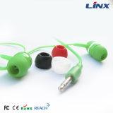 Di lavorazione musica stereo poco costosa all'ingrosso Earphone&Headphone del MP3 della cuffia il più bene