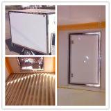 El panel revestido de la madera contrachapada de la fibra de vidrio de Gelcoat para la carrocería y la puerta del carro