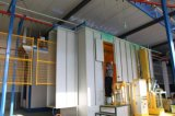 "6FT x 10FT一時Consrtructionの塀のパネルの溶接網2 "" X 4 "" X 8のゲージワイヤー"