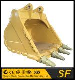 Godet de concasseur de pièces de pelle pour Dh300 Digger Doosan Excavator Rock Bucket