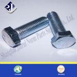 Hex Schraube DIN933 mit verzinktem