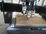 Máquina de gravura de madeira de madeira do router do CNC do CNC