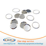 Fabricante Coin Cell Material para 2032 Coin Cell Cases