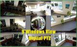 Câmera do CCTV de um Fisheye Ahd de 360 graus com visão noturna do IR