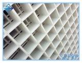 Решетка FRP, стеклоткань отлитые в форму решетки, отлитые в форму решетки FRP