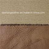 Einfaches Art Belüftung-Leder für Fraugrossen Tote-Beutel (DS-A943)