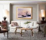 Pintura al óleo al por mayor de la decoración de la alta calidad, pintura casera de la decoración, pintura del arte (invierno)