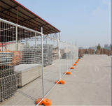 2100X2400mmm 건축에 의하여 직류 전기를 통하는 임시 담 또는 호주 임시 담