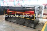 Máquina de estaca hidráulica do sistema de controlo QC12y 4X4000 de Estun E21s
